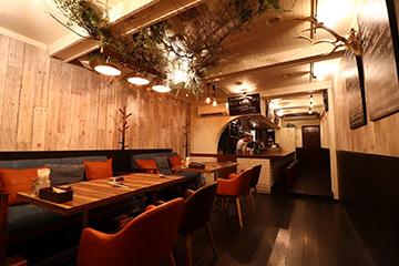 Dining & BeerBar MIYAMA162~今出川店