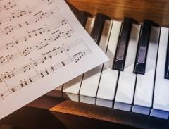 出張ピアノレッスン